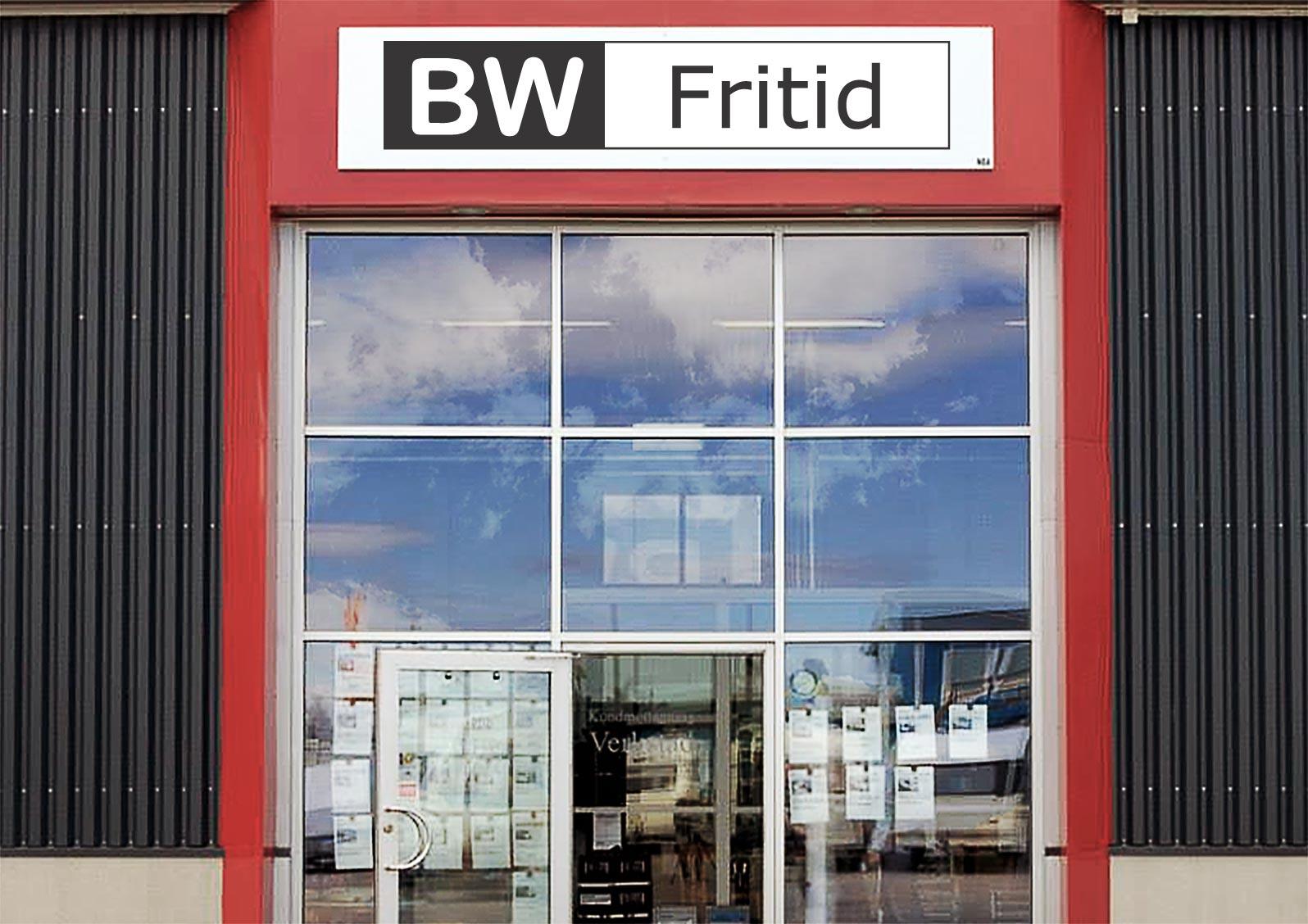 BW Fritid Butik